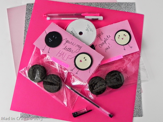 Oreo Cookie Valentine Treats