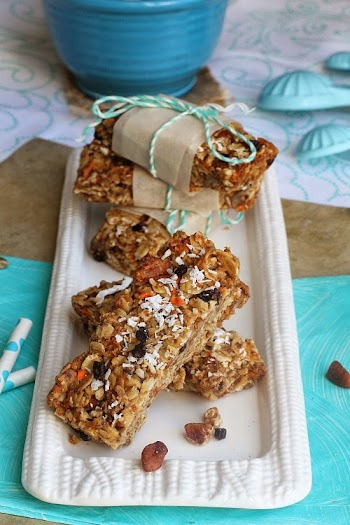 Carrot Cake Granola Bar - Life made Sweeter.jpg