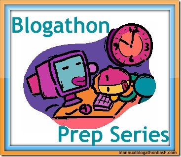 Blogathon Prep Series - Productivity