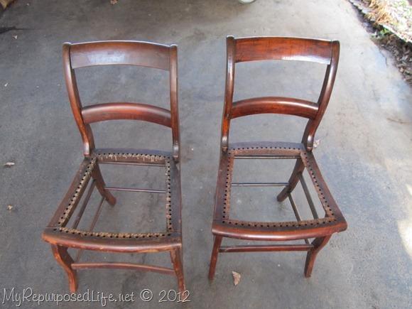 orphan chairs