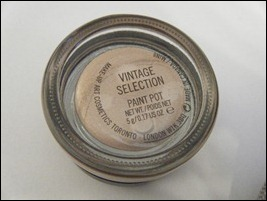 MAC Vintage Selection Paint Pot
