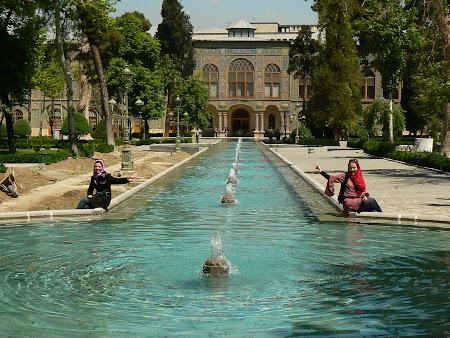 Things to see in Teheran: Golestan Palace, palace of Qajars