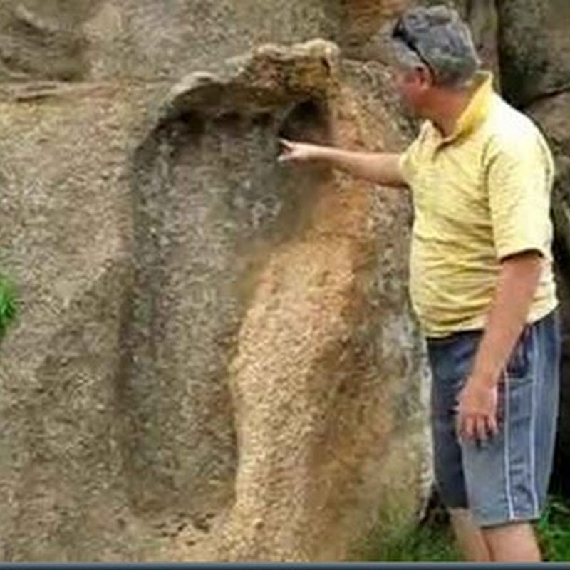 Pegada de Gigante de 200 milhões de anos, pode alterar o ruma da história