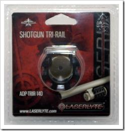 LaserLyte Shotgun Tri-Rail 1