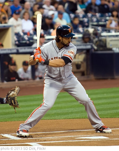 'SD Padres Angel Pagan' photo (c) 2013, SD Dirk - license: http://creativecommons.org/licenses/by/2.0/