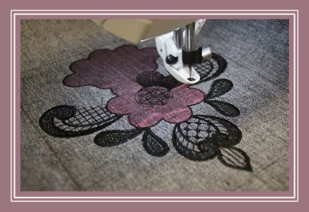 Designer Diamond deLuxe, Shadow Lace Embroideries