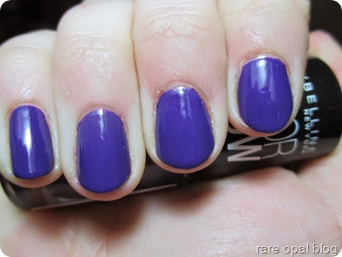 Maybelline Color Show Rebel Bouquet Orchid Violet