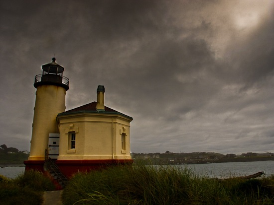 Coquille River Lighthouse Bandon, OR