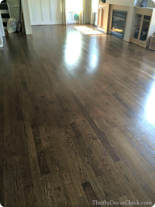 onsite hardwoods jacobean stain satin poly