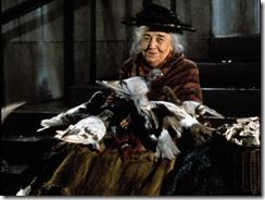 feed the birds mary poppins