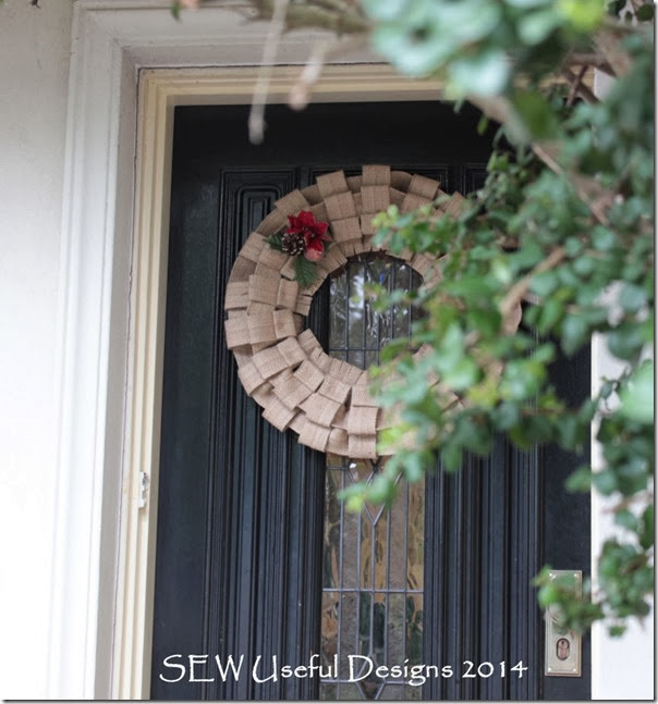 Wreath outdoor 2