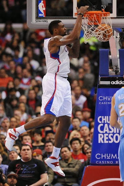 wearing brons nba soldier7 deandre jordan clippers 13 Wearing Brons: DeAndre Jordan Back to Nike with SOLDIER 7 (x5)