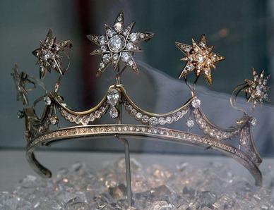 Princess Maxima's Wedding Tiara Up-Close