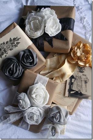 vintage packages