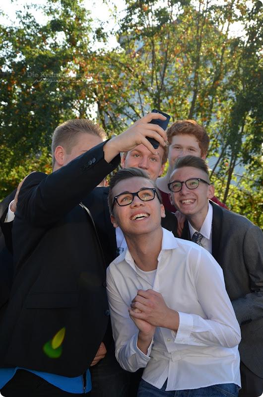 Abschluss Meli {Selfie}