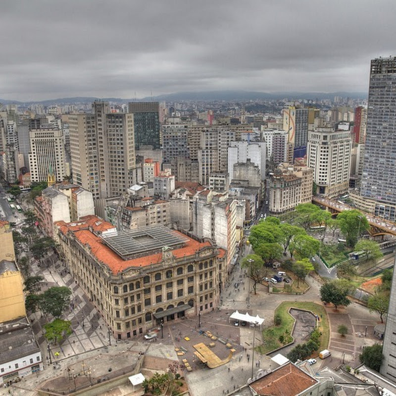 Sao Paulo: The City With No Outdoor Advertisements