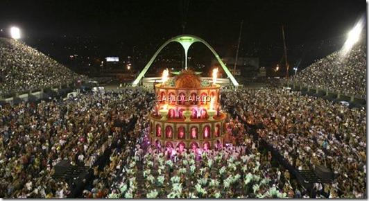 Ensaios técnicos das Escolas de Samba do Rio de Janeiro