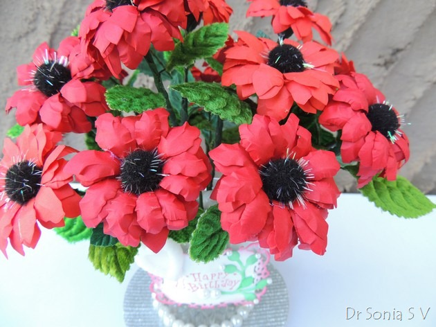 Handmade Flowers 8