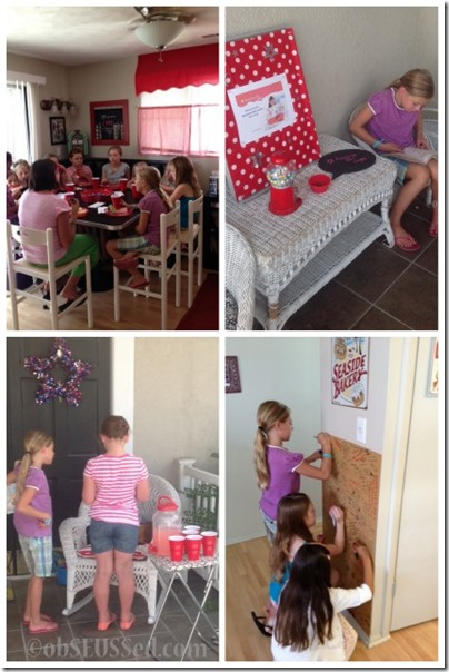 American Girl Party3