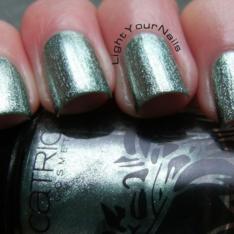 Catrice Arts Collection - Forevergreen