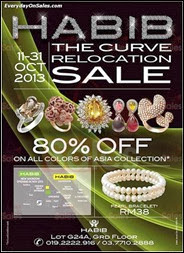 Habib Jewels Relocation Sale 2013 Malaysia Deals Offer Shopping EverydayOnSales