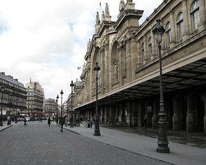 Gare du Nord, Paris 005