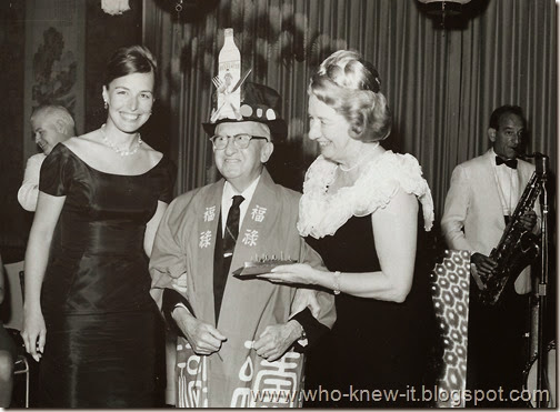 Sig June 1966 SS Pres Wilson