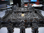 Angkor Wat model at the Sony Building