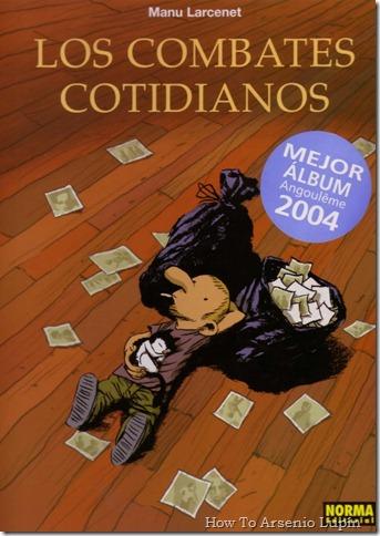 P00001 - Manu Larcenet - Combates cotidianos #1