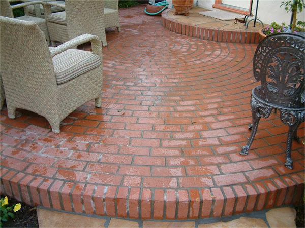 191 Brick Patio Designs