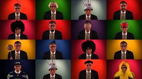 Mira el nuevo video viral protagonizado por Bill Gates