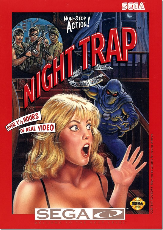 Night Trap Cover 001