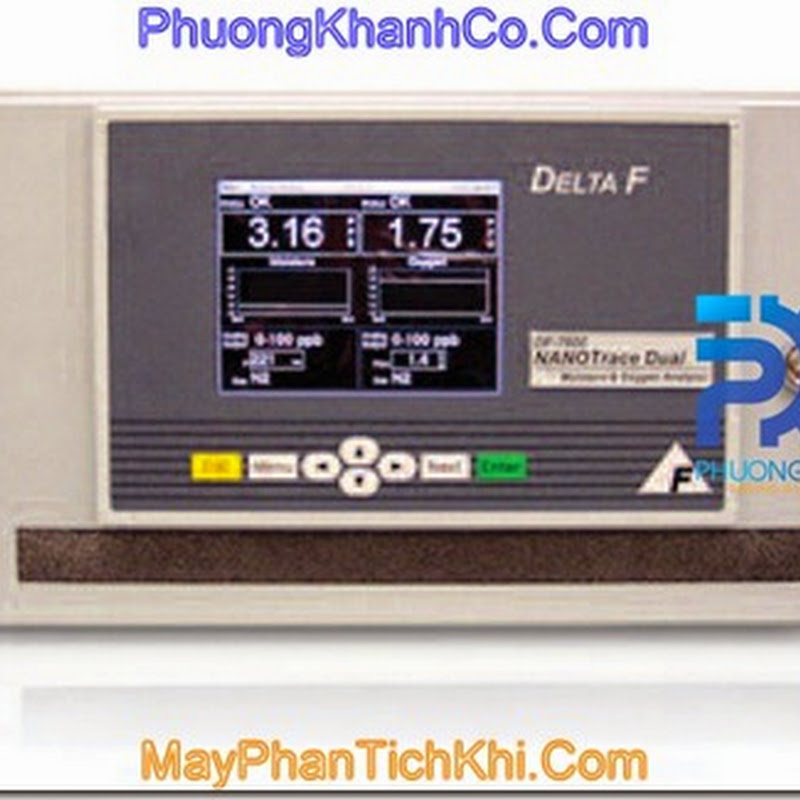 Delta F: DF-760E - Moisture Analyzer