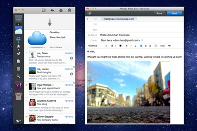 Free Sparrow for Mac Download