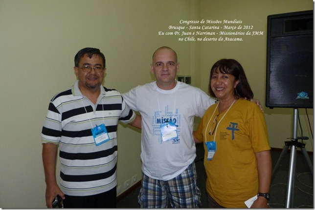Congresso de Missões Mundiais - Brusque 2012 033