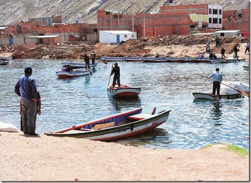 Narcotráfico entre Bolivia y Perú