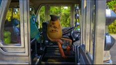 15 le chauffeur du bus