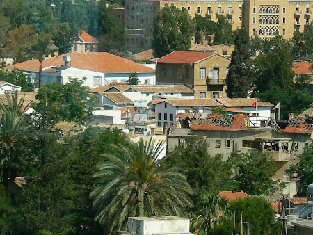 Things to do in Nicosia: The green line