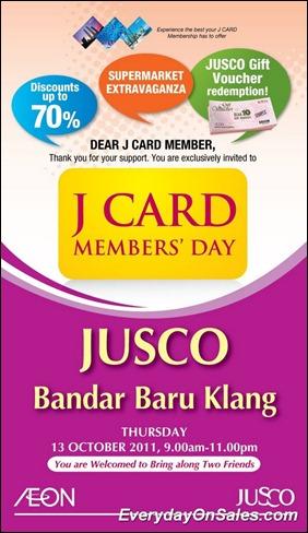 Jusco-JCard-Member-Sales-Day-Bandar-Baru-Klang-2011-a-EverydayOnSales-Warehouse-Sale-Promotion-Deal-Discount