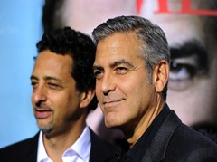 George Clooney, Grant Heslov, Beau Willimon 1