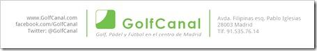 GolfCanal Club Contacto y Localización