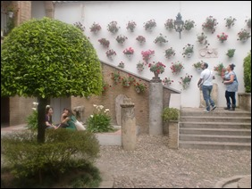 Interior de un Patio Cordobés