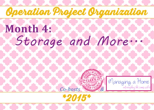 operation project inspiration Month 4