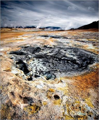 Gateway To Hell – Námaskarð, Iceland 07