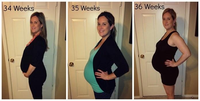 34 35 36 weeks