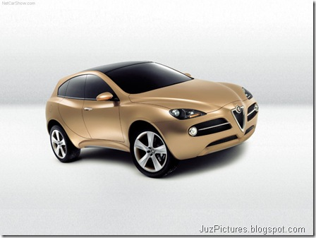 Alfa Romeo Kamal Concept1