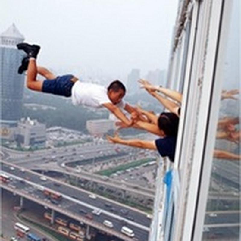 Fotografías imposibles de Lin Wei