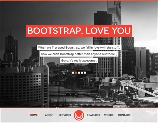 Twitter-Bootstrap-Templates-7