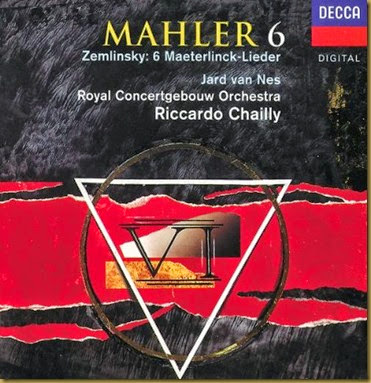 Mahler 6 Chailly Decca