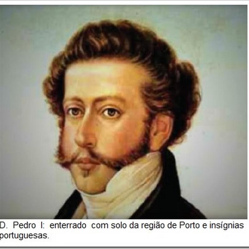Em segredo, USP exumou os corpos de D. Pedro I e suas duas esposas